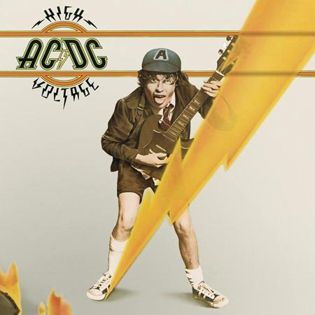 ACDC - High Voltage 1 - Lyrics2You