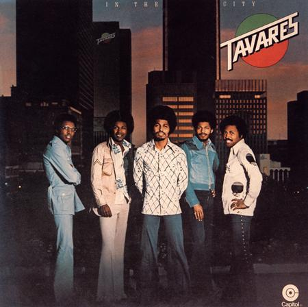 Tavares - In The City - Zortam Music