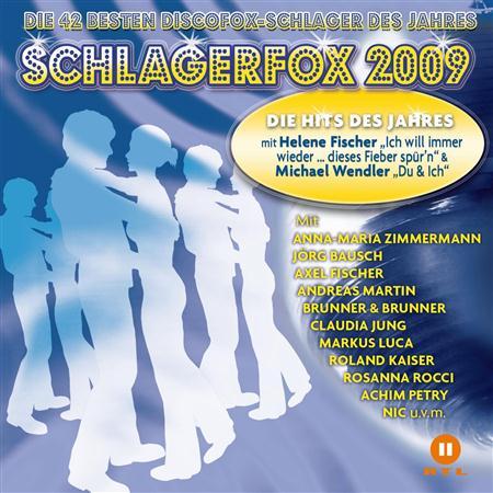 Brunner & Brunner - Schlagerfox 2009 (Die 42 Besten Discofox-Schlager Des Jahres) - Zortam Music