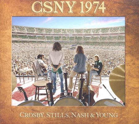Crosby, Stills, Nash &Amp; Young - Csny 1974 [live][disc 1] - Zortam Music