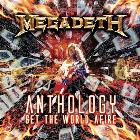 Megadeth - Anthology Set The World Afire [disc 1] - Zortam Music