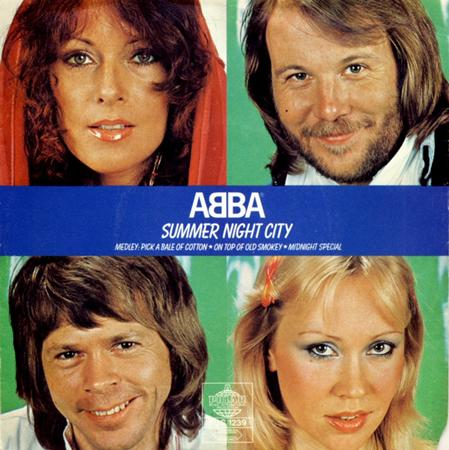 Abba - Singles Collection 1972-1982. CD16: Summer Night City [1978] - Zortam Music