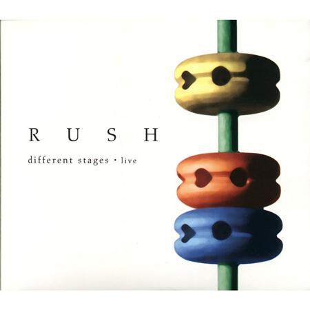 Rush - Different Stages D1 - Zortam Music