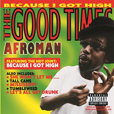 Afroman - AFROMAN - The Good Times - Zortam Music