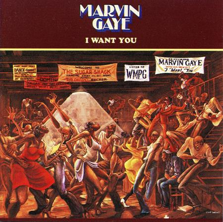 Marvin Gaye - I Want You (Deluxe Edition) - Zortam Music