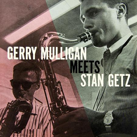 Gerry Mulligan - Gerry mulligan meets stan getz - Zortam Music