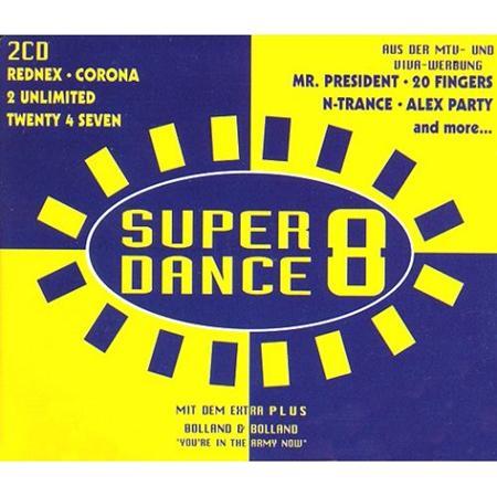 DJ Bobo - Super Dance 8 [disc 1] - Zortam Music
