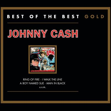 Johnny Cash - Greatest Hits: Best of the Best Gold - Zortam Music
