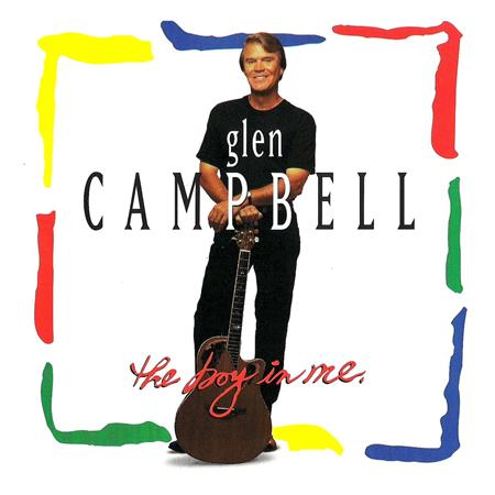 Glen Campbell - The Boy In Me Lyrics - Zortam Music