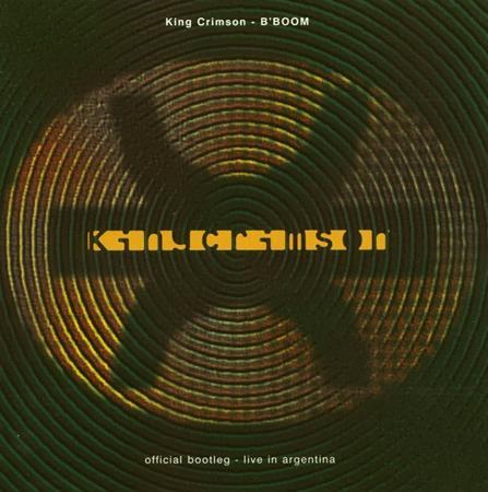 King Crimson - B