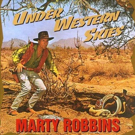MARTY ROBBINS - West Texas Town of El Paso Lyrics - Zortam Music