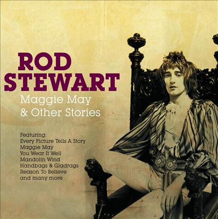Rod Stewart - Maggie May & Other Stories [disc 2] - Zortam Music