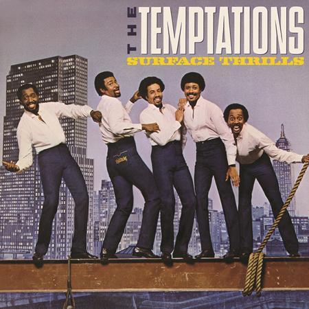The Temptations - Surface Thrills - Zortam Music