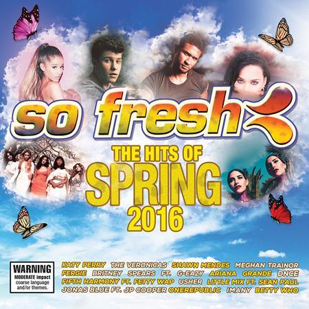 Usher - So Fresh The Hits Of Spring 2016 - Zortam Music