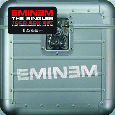 Eminem - Intl Singles Box Set [single] - Zortam Music