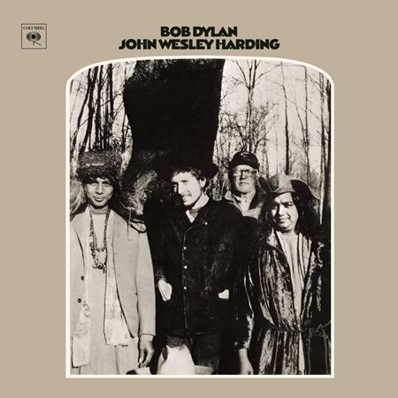 Bob Dylan - John Wesley Harding (Mono) - Zortam Music