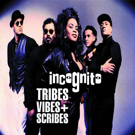 Incognito - Tribes, Vibes & Scribes - Zortam Music