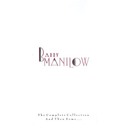 BARRY MANILOW - A Christmas Miracle, Volume I - Zortam Music