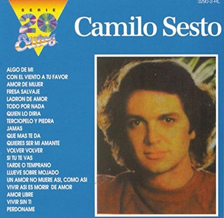 Camilo Sesto - 15 EXITOS CAMILO SEXTO - Zortam Music