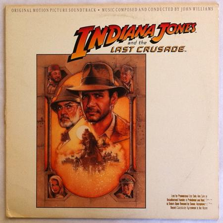 John Williams - Indiana Jones And The Last Crusade (Unbelievably Bodacious Edition) - Zortam Music