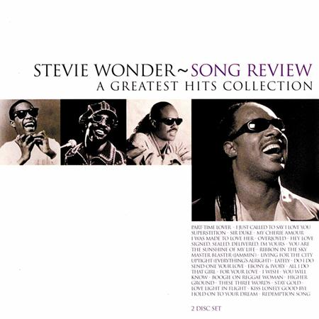 Stevie Wonder - Song Review A Greatest Hits Collection [disc 1] - Zortam Music