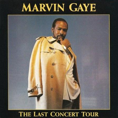 Marvin Gaye - The Last Concert Tour [live] - Zortam Music