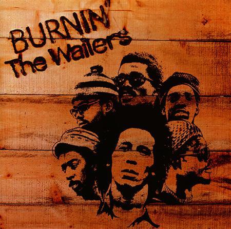 Bob Marley & The Wailers - Burnin