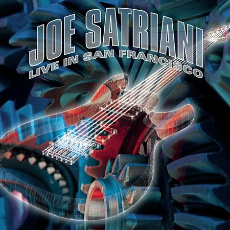 Joe Satriani - Live in San Francisco CD2 - Zortam Music