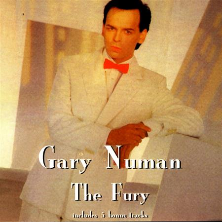 Gary Numan - 1985 - The Fury [Extended] - Zortam Music