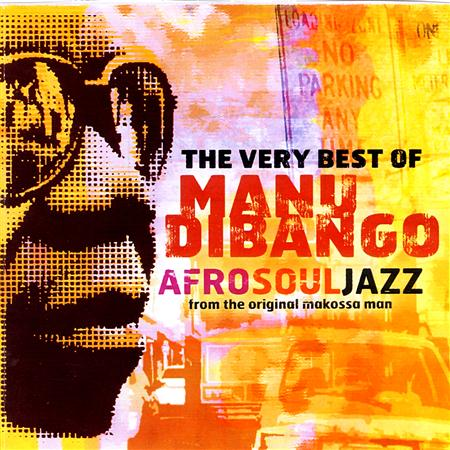 Manu DiBango - Manu Dibango - The Very Best Of - Zortam Music