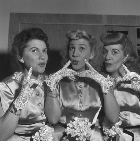 The Andrews Sisters - All-Time Greatest Swing Era Songs - Zortam Music