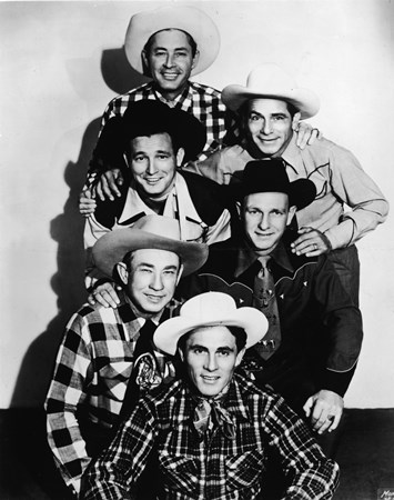 Sons of the Pioneers - Greatest Country Hits -- Golden Greats [disc 1] - Zortam Music