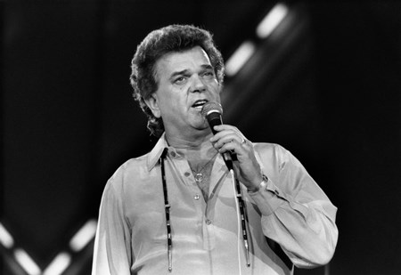 CONWAY TWITTY - Superstars Of Country Hello Darlin
