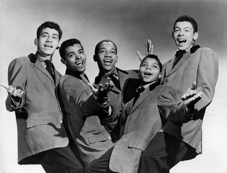Frankie Lymon & The Teenagers - Rock