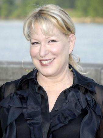 Bette Midler - Len Goodman