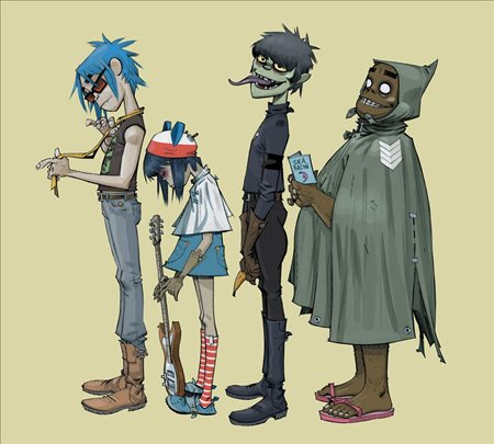 Gorillaz - The Very Best Of Back To The Movies [disc 3] - Zortam Music