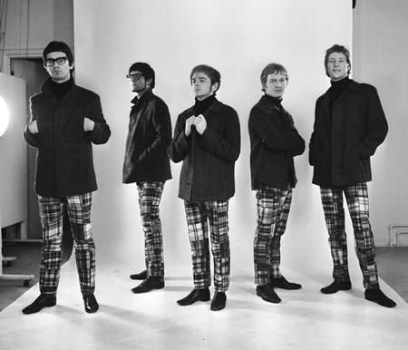 MANFRED MANN - Billboard Top Rock