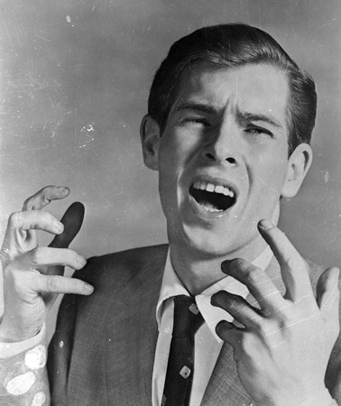 Johnnie Ray - The Rock