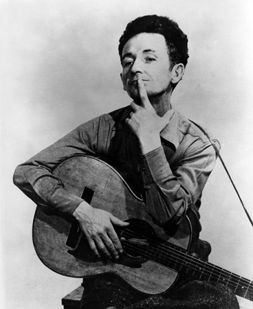 Woody Guthrie - John Williams Conducting the B - Zortam Music