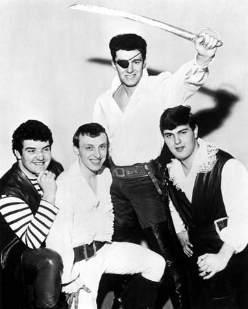 Johnny Kidd & The Pirates - British Rock