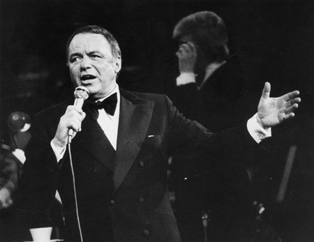Frank Sinatra - The Great America Hall Of Fame - Zortam Music