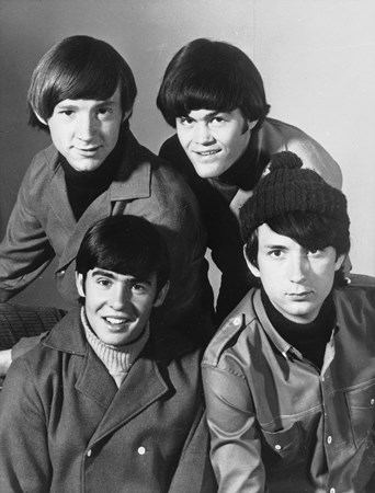 MONKEES - 1967 BRD - Zortam Music