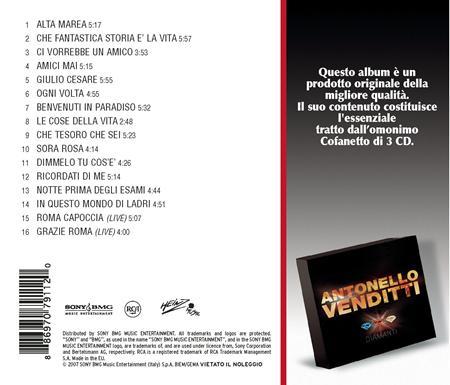 SCARICARE MP3 ANTONELLO VENDITTI